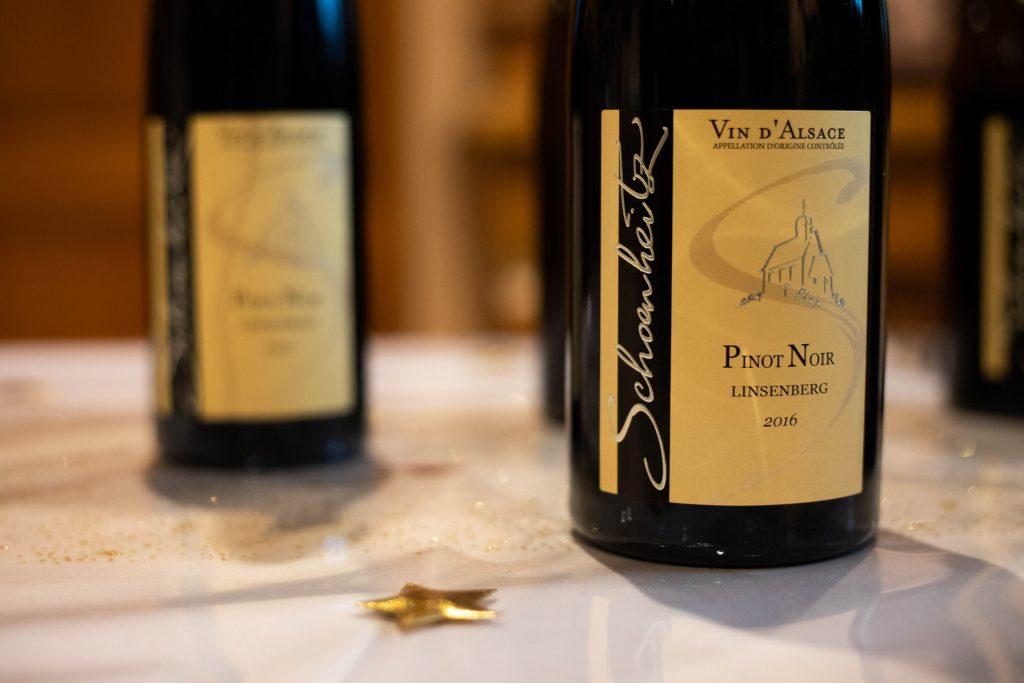 Vin d'Alsace vente