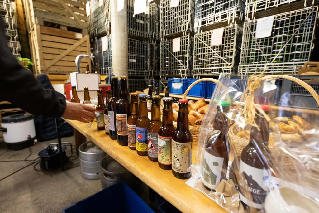 Bière artisanale au Pays de Colmar